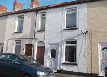 Thumbnail 2 bed terraced house to rent in Spencer Street, Lincoln
