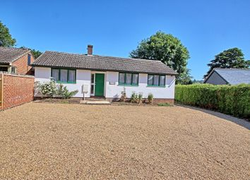 Thumbnail 3 bed detached bungalow for sale in North Road, Hertford
