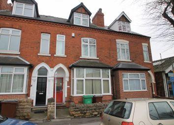 Thumbnail 4 bedroom terraced house for sale in Hucknall Road, Nottingham
