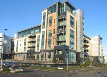 Thumbnail 2 bed flat to rent in Western Harbour Drive, Edinburgh, Midlothian