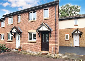 Thumbnail 2 bed terraced house for sale in Wensum Drive, Didcot