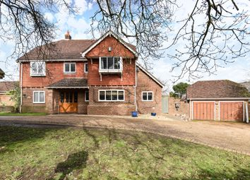 Thumbnail 5 bed detached house to rent in Maidstone Road, Platt, Sevenoaks, Kent