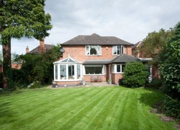 Thumbnail 4 bed detached house for sale in Bedford Drive, Sutton Coldfield