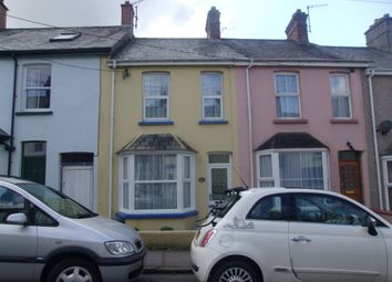 Thumbnail 2 bed terraced house to rent in Northfield Road, Okehampton