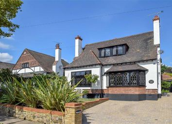Thumbnail 3 bed detached house for sale in Esplanade Gardens, Westcliff-On-Sea, Essex
