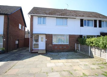 Thumbnail 3 bed semi-detached house for sale in Rose Crescent, Ainsdale, Southport