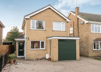 Thumbnail 3 bed detached house for sale in Exeter Street, Bourne