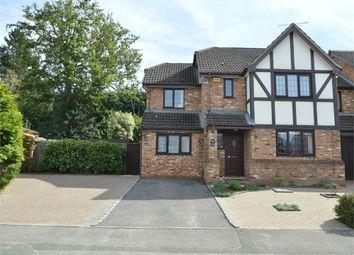Thumbnail 4 bed link-detached house for sale in Melrose Road, Weybridge, Surrey