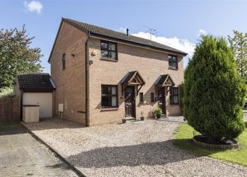 Thumbnail 2 bed semi-detached house for sale in Turton Way, Kenilworth