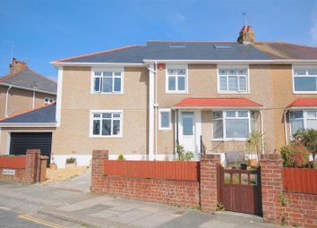 Thumbnail 6 bed semi-detached house for sale in Segrave Road, Plymouth