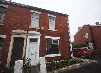 Thumbnail 2 bed end terrace house for sale in Wensley Road, Blackburn
