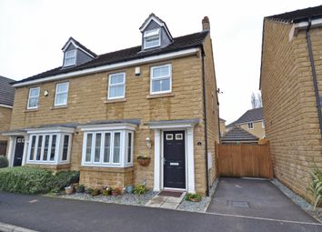 Thumbnail 3 bed semi-detached house for sale in Jilling Gardens, Earlsheaton, Dewsbury
