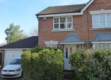 Thumbnail 2 bed property to rent in Friarscroft Way, Aylesbury