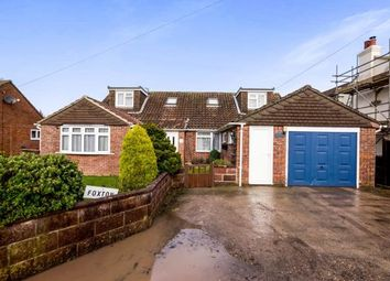 Thumbnail 4 bed bungalow for sale in Woodmancote, Emsworth, Hampshire