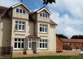 Thumbnail 1 bed flat to rent in Bacton Road, North Walsham