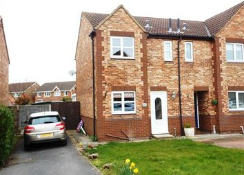 Thumbnail 2 bed end terrace house to rent in Betony Close, Scunthorpe