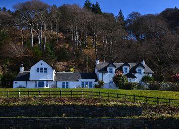 Thumbnail 5 bedroom detached house for sale in Benderloch, Oban