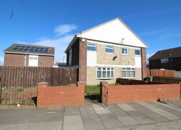 Thumbnail 3 bed semi-detached house to rent in Dryden Close, South Shields