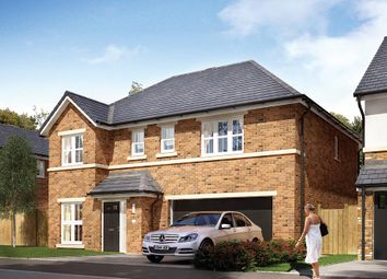 "Thumbnail 5 bed detached house for sale in ""The Cotham"" at Elms Way, Yarm"