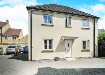Thumbnail 3 bed detached house for sale in Buzzard Road, Calne
