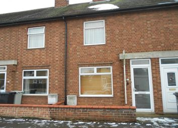 Thumbnail 2 bed terraced house to rent in Kings Road, Oakham