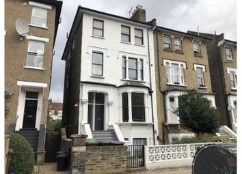 Thumbnail 1 bed flat for sale in Downs Road, London