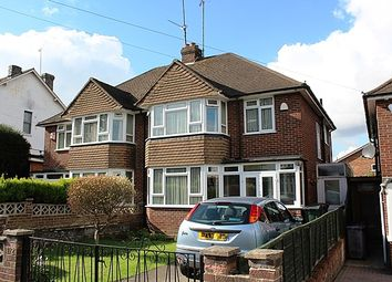 Thumbnail 3 bedroom semi-detached house for sale in Connaught Road, Reading, Berkshire