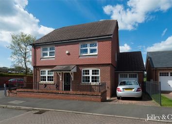 Thumbnail 4 bed detached house for sale in 1 Whittaker Close, Congleton, Cheshire