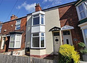 Thumbnail 3 bed terraced house for sale in Grovehill Road, Beverley, East Yorkshire