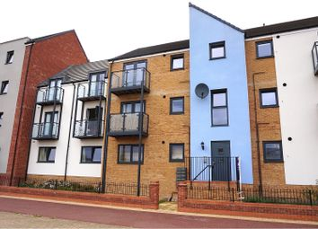 Thumbnail 1 bed flat for sale in Countess Way, Broughton