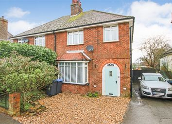 Top Road, Sharpthorne, West Sussex RH19. 3 bed semi-detached house for sale