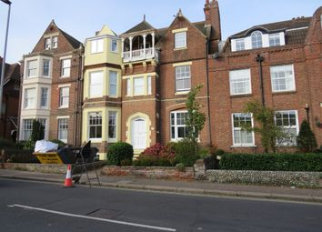Thumbnail 1 bed flat for sale in Norwich Road, Cromer