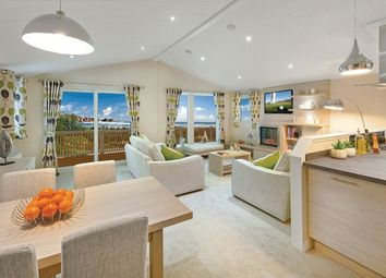 Thumbnail 2 bedroom mobile/park home for sale in Ladram Bay, Otterton, Budleigh Salterton