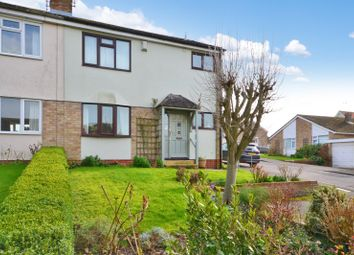 Thumbnail 3 bed semi-detached house for sale in St. Clements, Thaxted, Dunmow, Essex