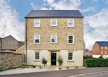 4 bed end terrace house for sale in Summers Hill Drive, Papworth Everard, Cambridge, Cambridgeshire CB23