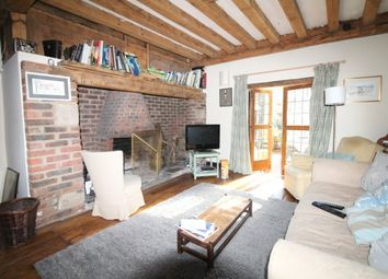 Thumbnail 3 bed cottage to rent in School Lane, Nutbourne, Chichester