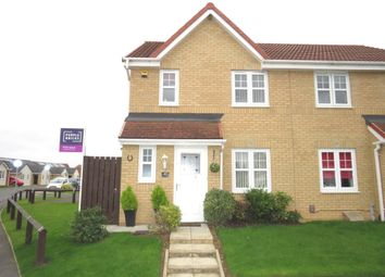 Thumbnail 3 bed semi-detached house for sale in Faraday Drive, Stockton-On-Tees