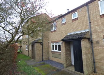 Thumbnail 3 bedroom terraced house for sale in Redmoor Close, St. Ives, Huntingdon