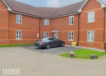 Thumbnail 2 bed flat for sale in Sherbourne Court, Weston, Crewe, Cheshire