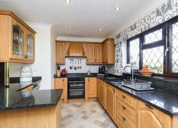 Thumbnail 4 bed detached house for sale in Higher Common Close, Buckley, Flintshire, .