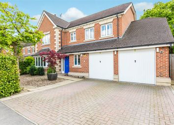 Thumbnail 5 bed detached house for sale in The Hollies, Oxted, Surrey