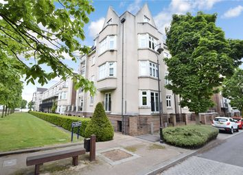 Thumbnail 3 bed flat for sale in Ingress Park Avenue, Greenhithe, Kent