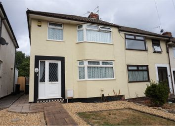Thumbnail 3 bed end terrace house for sale in Whitchurch Road, Bishopsworth