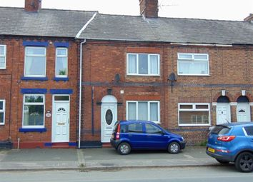 Thumbnail 2 bed terraced house for sale in Longcross Court, Lewin Street, Middlewich