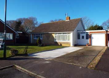 Thumbnail 3 bed bungalow for sale in Balliol Close, Bognor Regis
