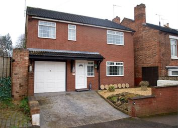 Thumbnail 3 bed detached house for sale in Rosemount Road, Burton-On-Trent, Staffordshire