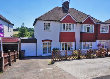Thumbnail 3 bed semi-detached house for sale in St. Andrews Road, Coulsdon