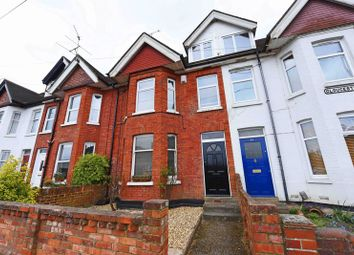 Thumbnail 4 bedroom terraced house for sale in Gloucester Road, Reading