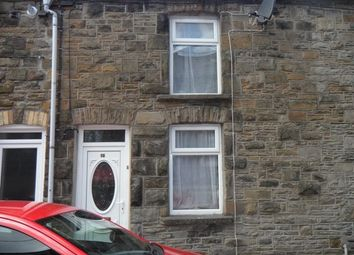 Thumbnail 2 bedroom terraced house to rent in Cross Street, Abertillery