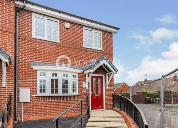 Thumbnail 4 bed end terrace house for sale in Urban Gardens, Wellington, Telford